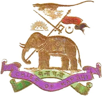 Kapshi Coat of Arms