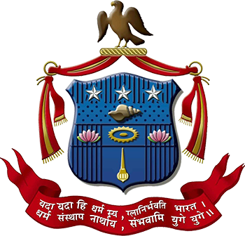 Kathiwada Coat of Arms
