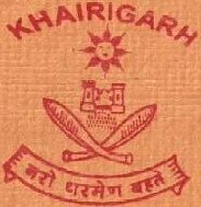 Khairigarh-Singahi Coat of Arms