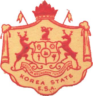 Korea (Princely State) Logo