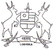 Lodhika Senior Coat of Arms