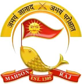 Mahson Coat of Arms