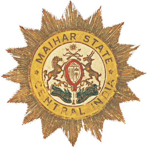Maihar (Princely State) Logo