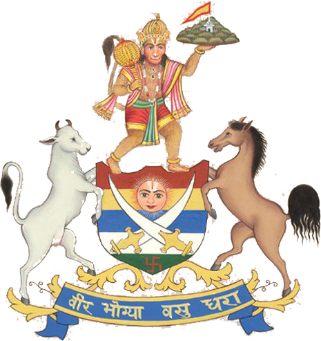 Mandawa Coat of Arms