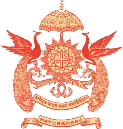 Mayurbhanj Coat of Arms