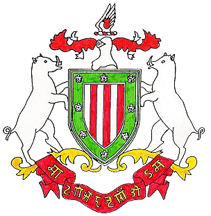 Narsinghgarh Coat of Arms