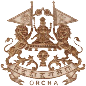 Orchha (Princely State) Logo