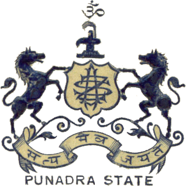 Punadra Coat of Arms