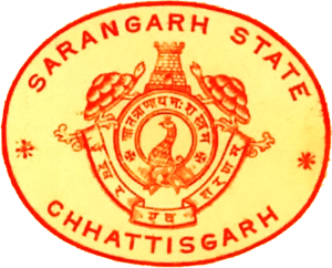 Sarangarh Coat of Arms