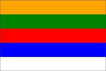 Sirohi Flag