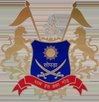 Sopra Coat of Arms