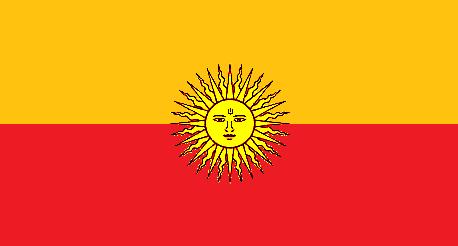 Tori Fatehpur Flag
