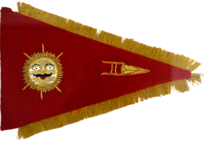 Udaipur Flag