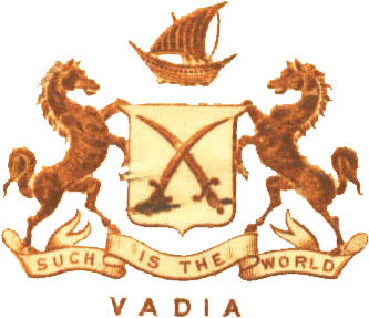 Vadia Coat of Arms